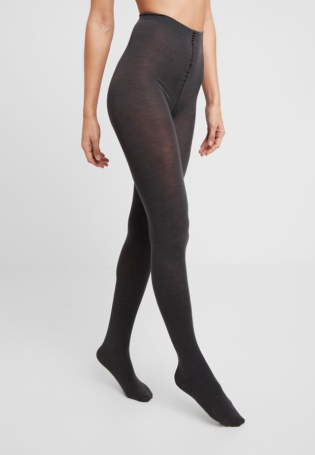 SENSUAL - Tights - carbon