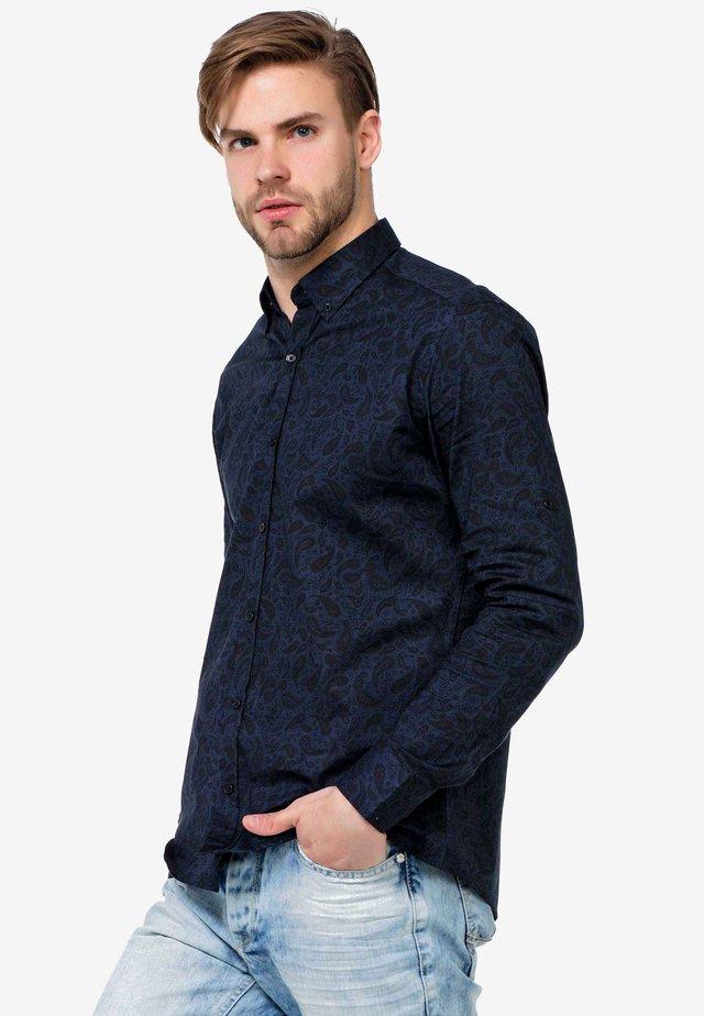 Overhemd - navyblue
