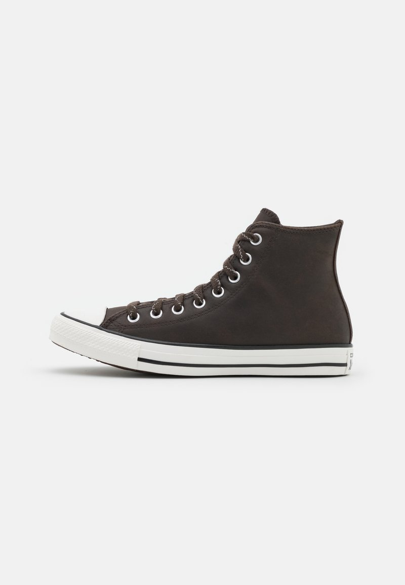 Converse - CHUCK TAYLOR ALL STAR UNISEX - Sneakers alte - brown/vintage white/black