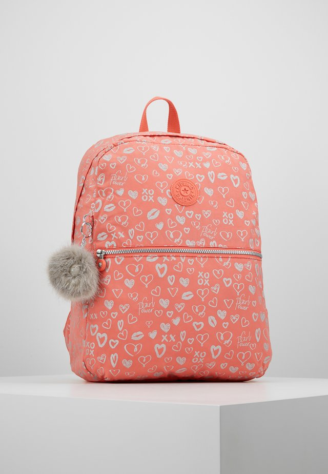 EMERY - Rucksack - hearty pink mett