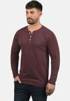 VOLKO - Long sleeved top - wine red