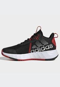 adidas Performance - Basketball shoes - black - 7