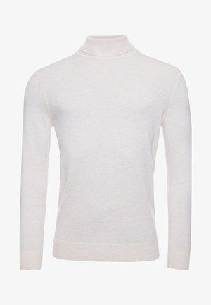 STUDIOS ROLL NECK  - Jumper - off white