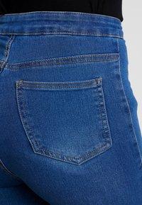 Cotton On - ULTRA HIGH SUPER STRETCH - Jeans Skinny Fit - berkley blue - 4