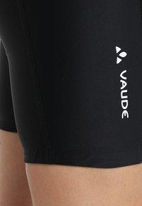 Vaude - ADVANCED PANTS - Leggings - black - 3