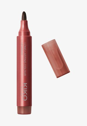 LONG LASTING COLOUR LIP MARKER - Lip liner - 111 brick red