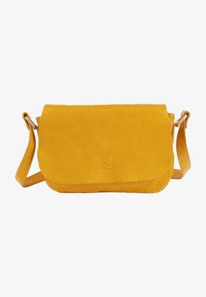 Schoudertas - saffron yellow