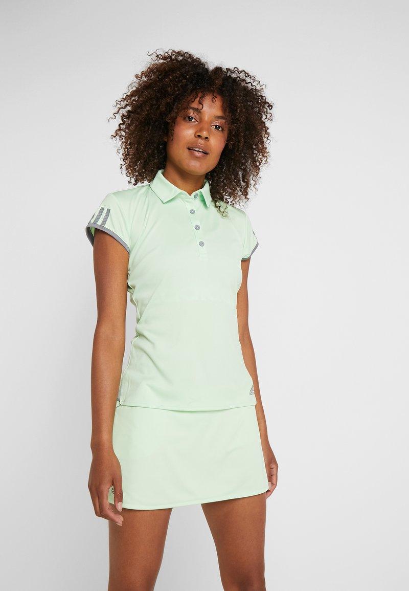 adidas Performance - CLUB - Sports shirt - glow green
