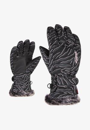 LIM - Gloves - zebra print