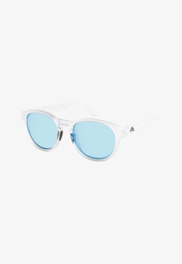 Sunglasses - matt crystal clear/ml blue