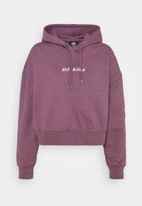 Dickies - LORETTO BOXY HOODIE - Sweatshirt - purple gumdrop - 4
