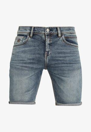 LANCE - Short en jean - laredo wash