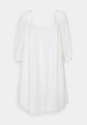 ABBIE BABYDOLL SKATER DRESS - Kjole - porcelain