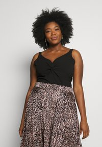 Even&Odd Curvy - Toppe - black - 0