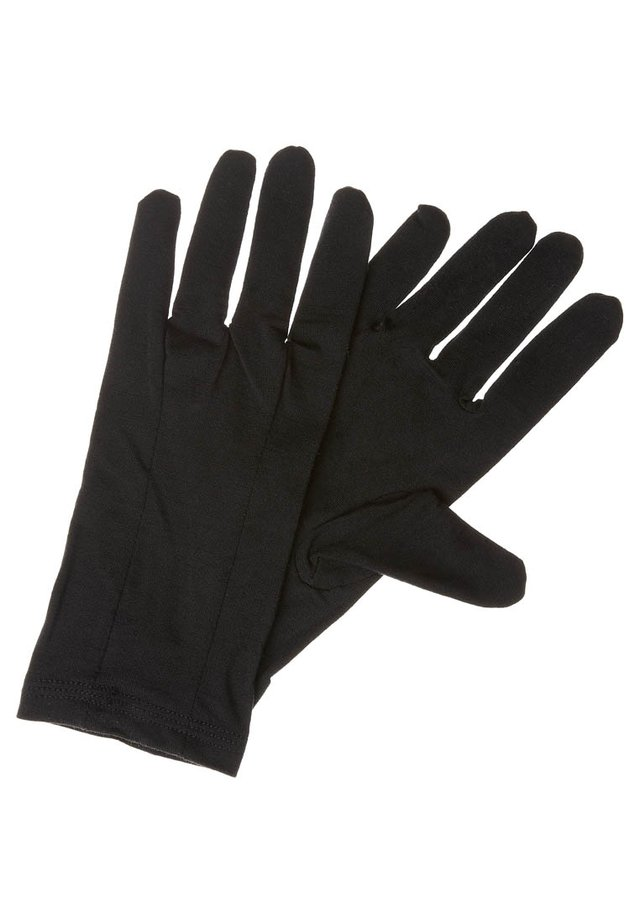 GLOVE LINER - Gants - black