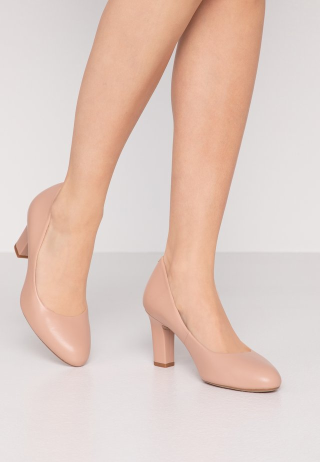 UMIS WIDE FIT  - Klassiske pumps - roxe