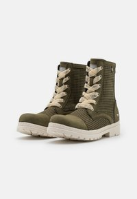 Mustang - Lace-up ankle boots - oliv - 2