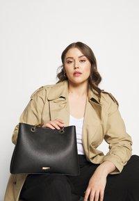 ALDO - CHERRAWIA - Handbag - black - 0