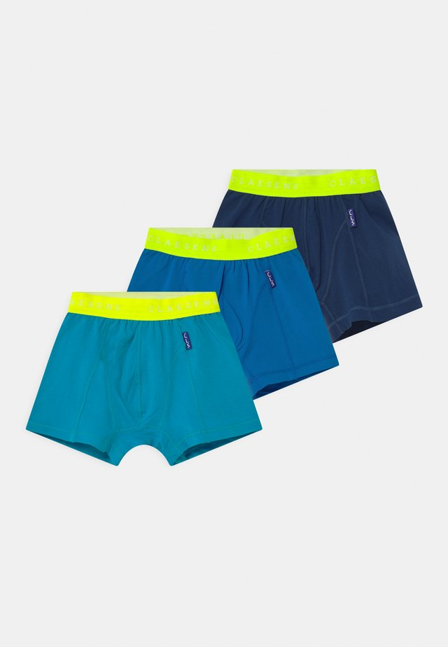 BOYS 3 PACK - Boxerky - blue