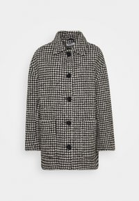 KIAN COAT - Krátký kabát - check