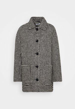 KIAN COAT - Short coat - check