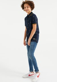 WE Fashion - Polo shirt - dark blue - 0