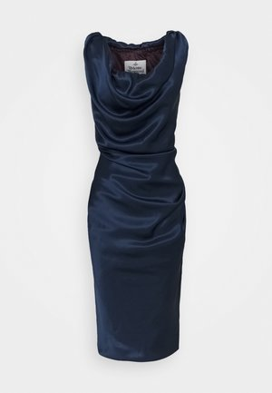 GINNIE PENCIL DRESS - Shift dress - avio