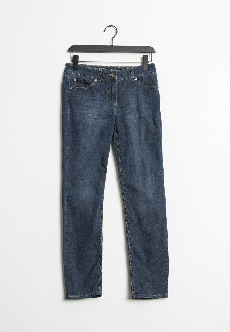 Gerry Weber - Straight leg jeans - blue
