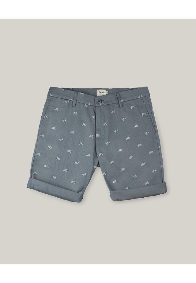 FIXED GEAR RIDER - Short - grey