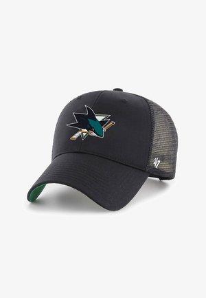 SAN JOSE SHARKS - Cap - schwarz