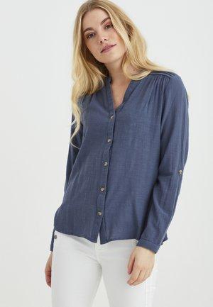 Skjorte - vintage indigo