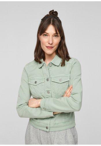 Denim jacket - mint