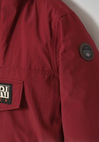 Napapijri - RAINFOREST POCKET - Light jacket - vint amaranth - 3