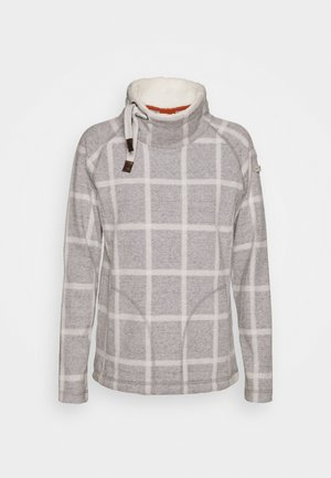 HAUKKALA - Sweatshirt - light grey