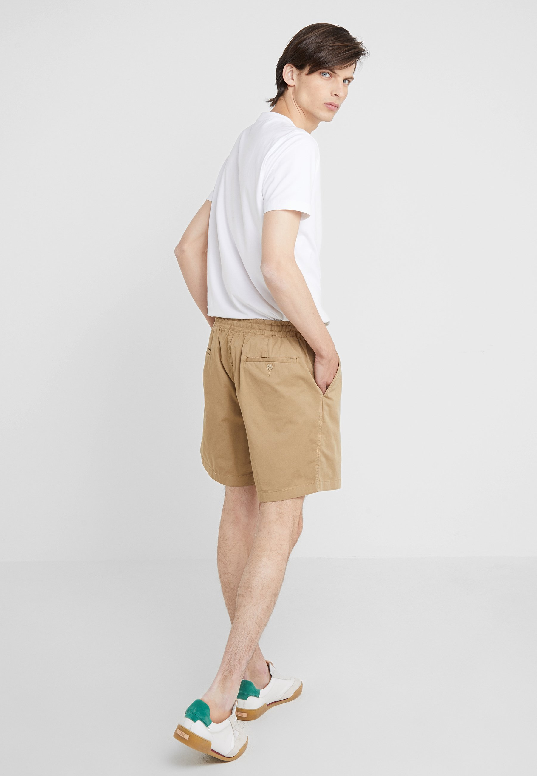 J.crew Dock Garment Dye Stretch - Shorts British Khaki