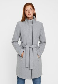 Vero Moda - Short coat - light grey - 0