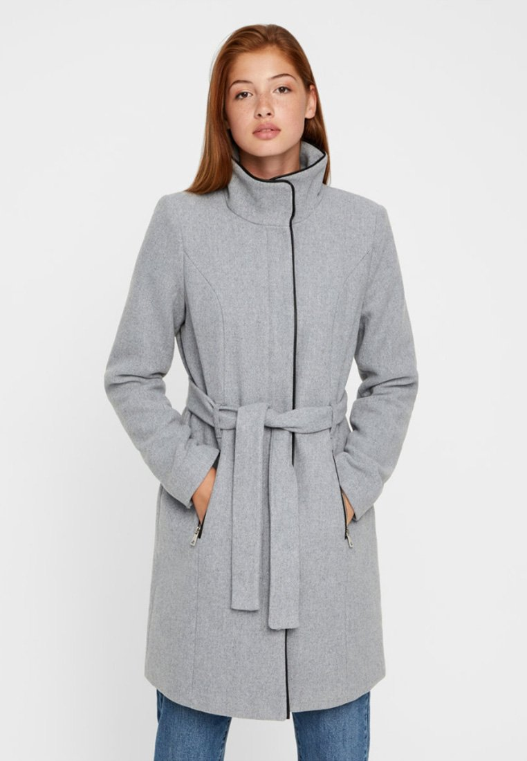 Vero Moda - Short coat - light grey