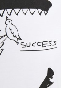 Dedicated - MYSEN FAILURE SUCCESS - Triko spotiskem - white - 2