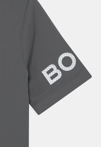 Björn Borg - TEE UNISEX - T-shirt con stampa - grey shade - 2