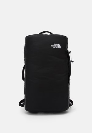 BASE CAMP VOYAGER DUFFEL UNISEX - Ryggsäck - black/white