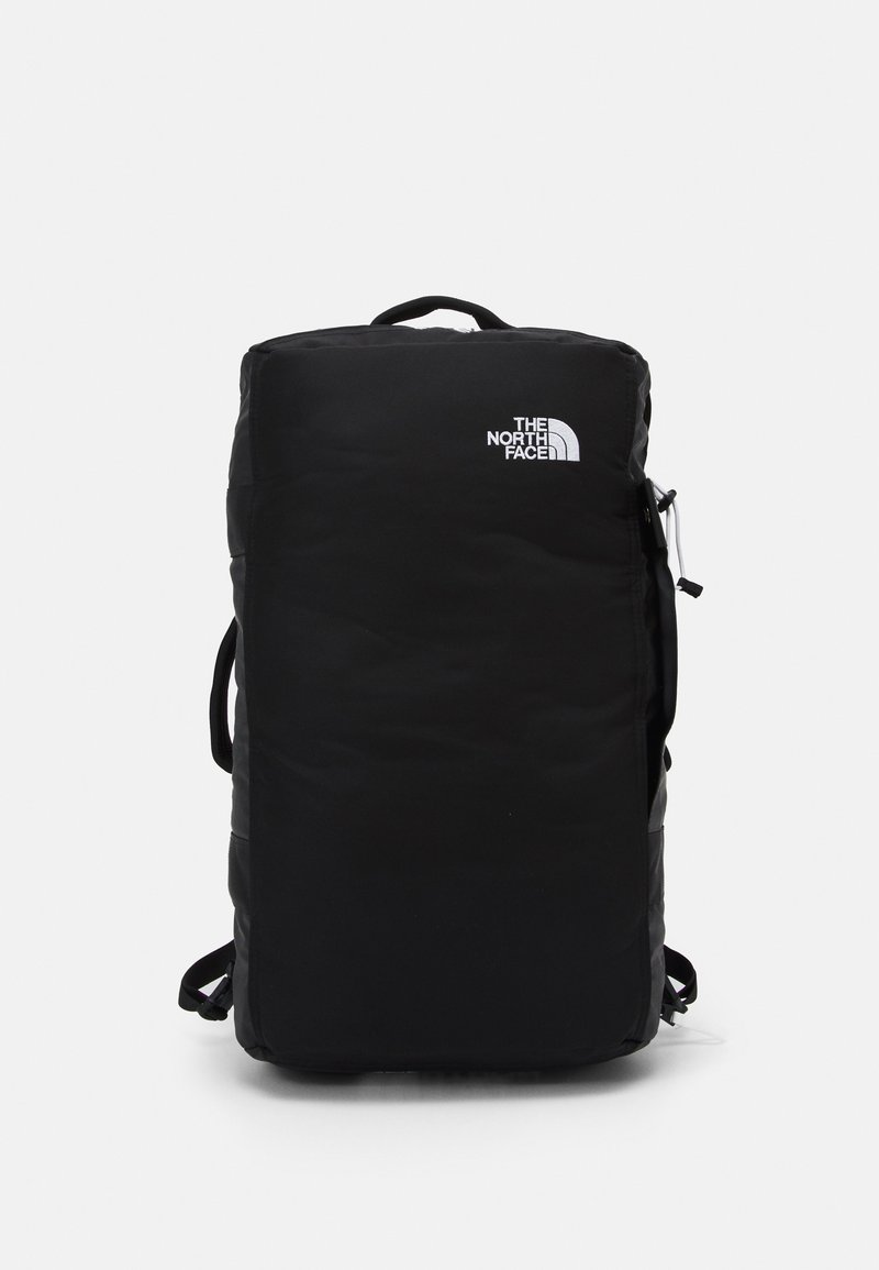The North Face - BASE CAMP VOYAGER DUFFEL UNISEX - Rugzak - black/white