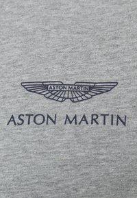 Hackett Aston Martin Racing - TRACK - Mikina na zip - grey marl - 4