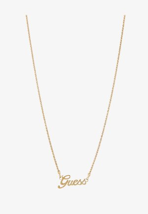 LOGO POWER - Necklace - gold-coloured