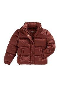 Töastie - LUNAR PUFFERJACKET - Down jacket - copper - 3
