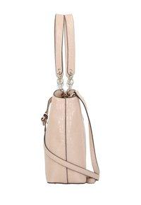 Guess - CHIC SHINE - Handbag - blush - 4