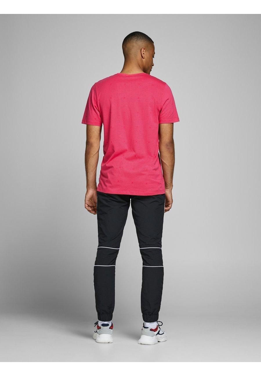 Jack & Jones Print T-shirt - raspberry rose Fv3a0