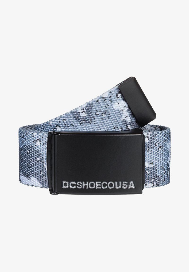 DC Shoes - WEB - Belt - frost chip camo