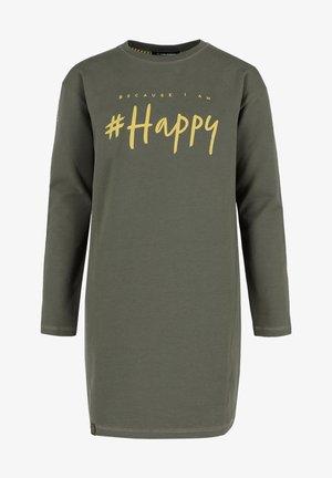 G-ALEXA JUNIOR - Jersey dress - khaki