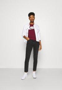 Nike Sportswear - CREW - Sweatshirt - dark beetroot - 1