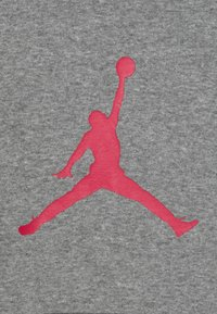 Jordan - JUMPMAN LOGO - Mikina s kapucí - carbone heather - 3